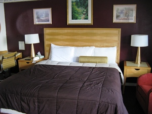 King Size Bed Photo 2