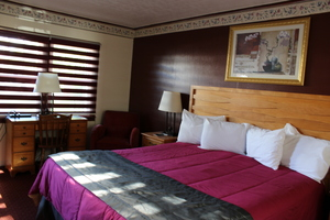 King Size Bed Picture 1